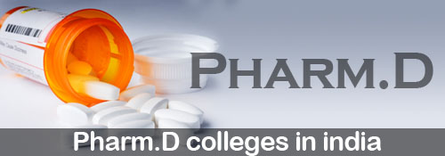 PharmD Colleges India